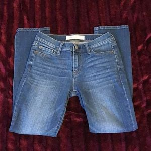 Gap Jeans 25P Real Straight